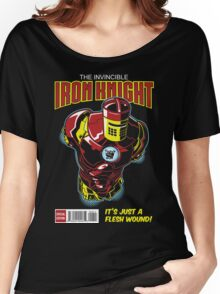 The Iron Knight Women's Relaxed Fit T-Shirt