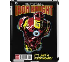 The Iron Knight iPad Case/Skin