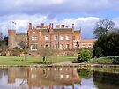 Hodsock Priory by Audrey Clarke