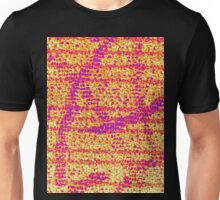 Abstract Orange Unisex T-Shirt