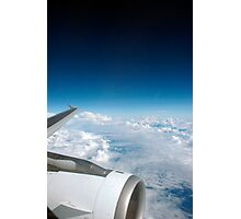 Flight to South American Photographic Print