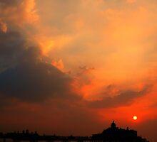Eastbourne Sunrise by vistavie79