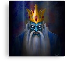 Ice King Canvas Print
