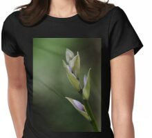Lavender Buds Womens Fitted T-Shirt