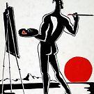 The Artist by Michael J Armijo