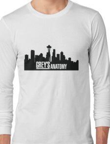 Grey's Anatomy Long Sleeve T-Shirt
