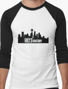 Grey's Anatomy Men's Baseball ¾ T-Shirt