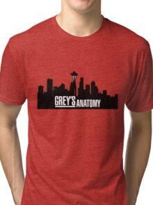 Grey's Anatomy Tri-blend T-Shirt