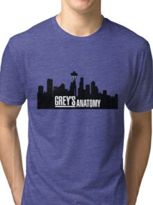 Grey's Anatomy Tri-blend T-Shirt