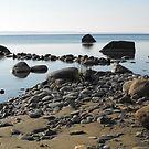 Lake Huron-  Georgian Bay, Meaford Ontario Canada by Tracy Wazny