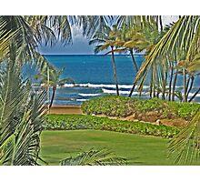 Puerto Rico paradise Photographic Print