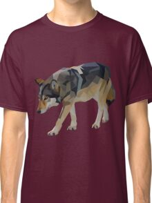 Crystalline Timber Wolf Classic T-Shirt