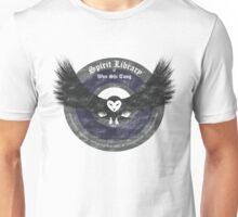 Avatar's Wan Shi Tong Library Logo BLUE Unisex T-Shirt