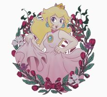 Spring Princess Peach by SaradaBoru