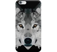 Crystalline Wolf iPhone Case/Skin