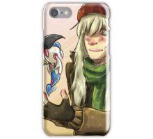 AZ and Floette iPhone Case/Skin