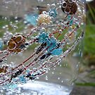 Bubbles on Beads. by Hannah Edwards