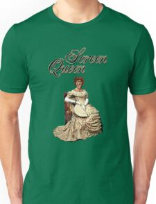 Screen Queen Unisex T-Shirt