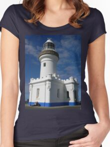 Byron Bay T-Shirt Women's Fitted Scoop T-Shirt