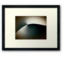 when two hearts meet Framed Print