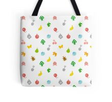 Animal Crossing Amiibo Card - Pattern Tote Bag
