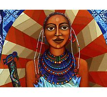 Mother Earth (Madre Tierra) closer  Photographic Print