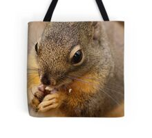Nimble-Fingered Denizen of the Wood Tote Bag