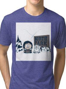 North Park Tri-blend T-Shirt