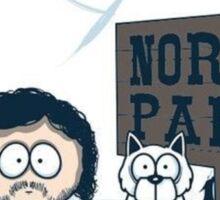 North Park Sticker