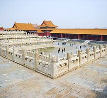 Beijing Forbidden City 4 by DDIsland