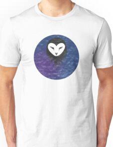 Iridescent Owl Spirit Unisex T-Shirt