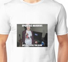 When T-Shirts Become RL Unisex T-Shirt