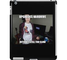 When T-Shirts Become RL iPad Case/Skin