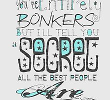 Bonkers by Beth Thompson