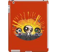 Sugar, Spice, and Nothing Nice iPad Case/Skin