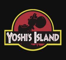 Yoshi's Island One Piece - Long Sleeve