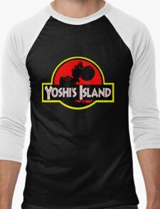 Yoshi's Island Men's Baseball ¾ T-Shirt