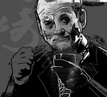 It's Suntory Time - BILL MURRAY by jimiyo