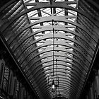 Leadenhall Market Roof by Jonathan Doherty
