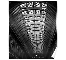 Leadenhall Market Roof Poster