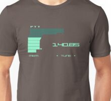 Metal Gear Solid 2 Codec (Green color) Unisex T-Shirt