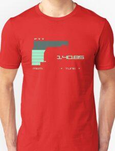 Metal Gear Solid 2 Codec (Green color) Unisex T-Shirt
