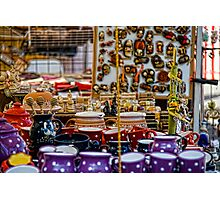 Shopping Color Photographic Print