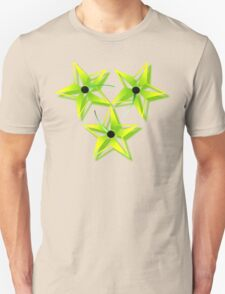 TRI-STAR IN CITRUS SHADES T-Shirt