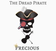 Dread Pirate Precious Kids Clothes