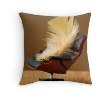 The Unbearable Flightness Throw Pillow