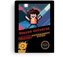 Steven Universe - NES Cover Canvas Print