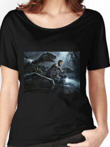Jurassic World Women's Relaxed Fit T-Shirt