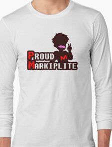 Markiplier-Proud Markiplite Long Sleeve T-Shirt