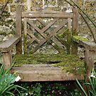 Rosmary's Chair - Barnsley House by Daisy-May